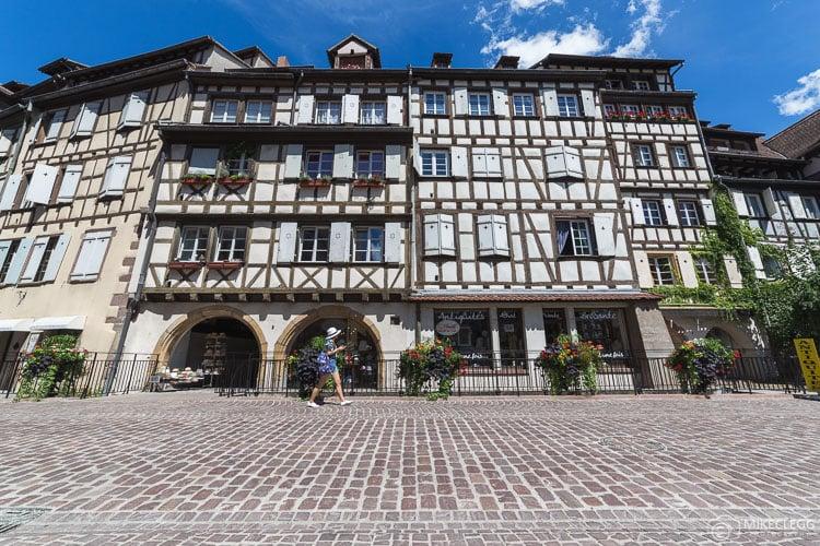 Arquitetura em Colmar