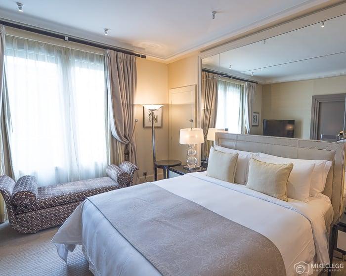 Quarto das Makassar Suites
