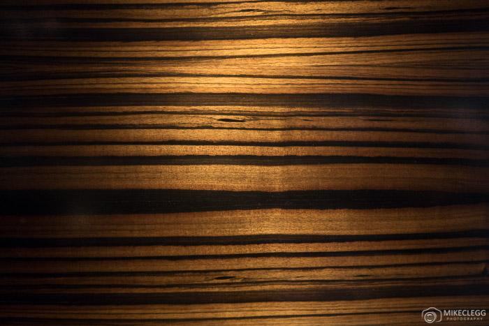 Móveis de madeira de ébano de Makassar, Prince de Galles