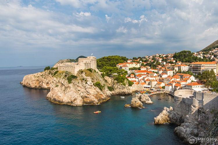 Forte Lovrijenac, Dubrovnik