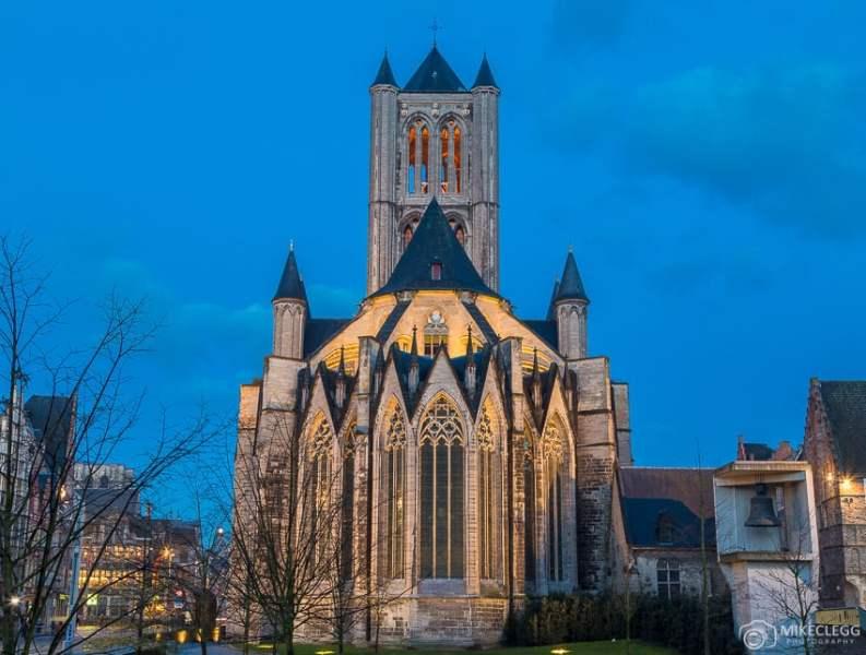Igreja de São Nicolau, Ghent