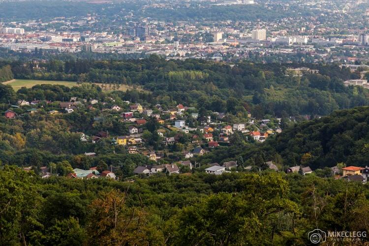 Vista de Jubiläumswarte