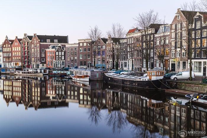 Arquitetura e reflexões em Amsterdam