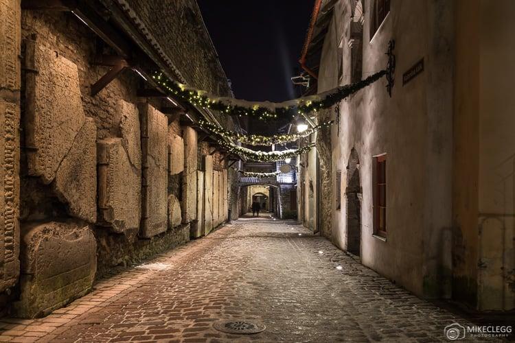 Passagem de Santa Catarina, Tallinn