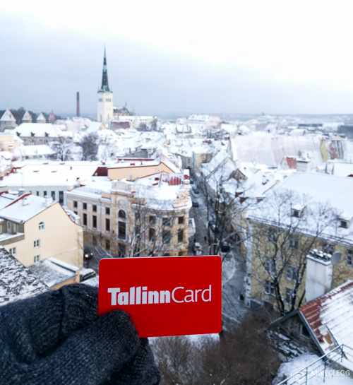 O Tallinn Card