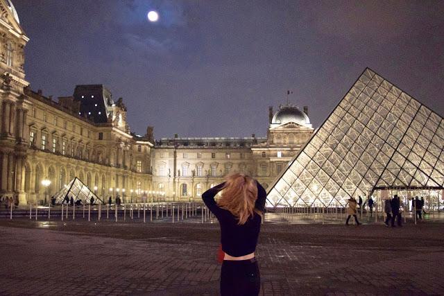 Amy em Paris