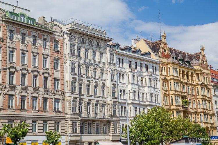 Arquitetura em Viena