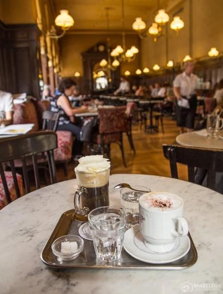 Cafeterias de Viena