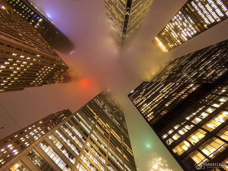 Downtown lookups, Toronto
