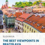 Os melhores mirantes de Bratislava