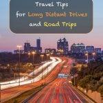 Dicas de viagem para viagens de longa distância e viagens rodoviárias