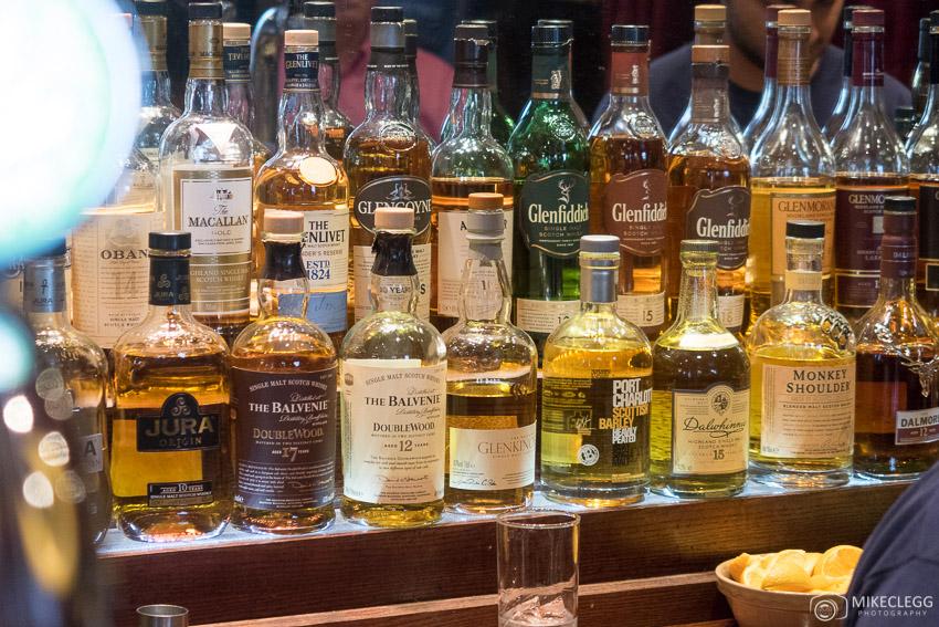 Whisky na Escócia