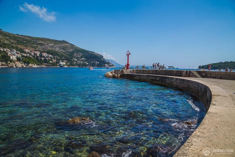 Farol de Porporela Dubrovnik