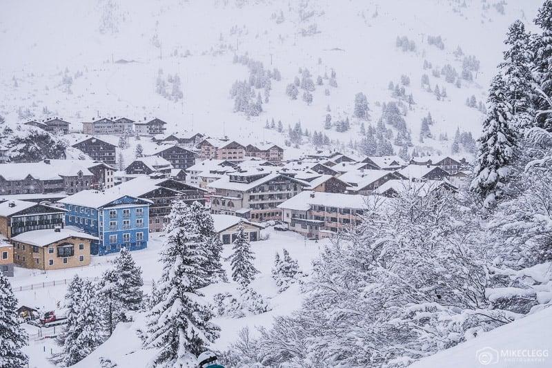 Resort Obertauern, Áustria