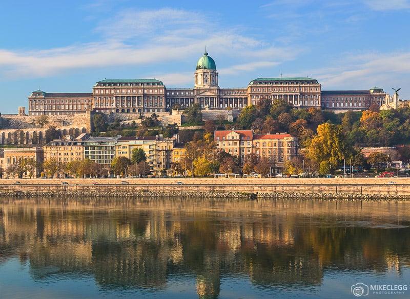 Fora do Castelo de Buda, Budapeste