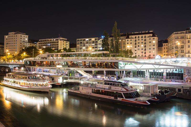 Fora de Motto am Fluss, Viena