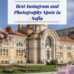 Os melhores locais para fotos e Instagram em Sofia