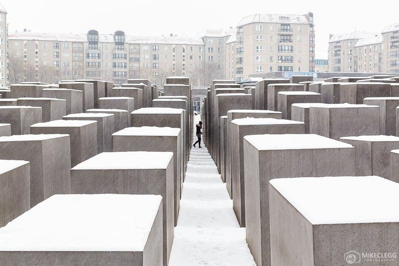 Memorial aos Judeus Mortos da Europa - Memorial do Holocausto