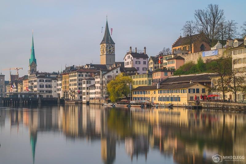 Arquitetura em Zurique