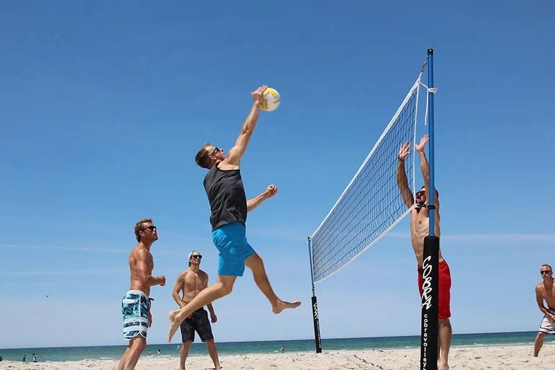 Voleibol de praia - CC0 (Pixabay)