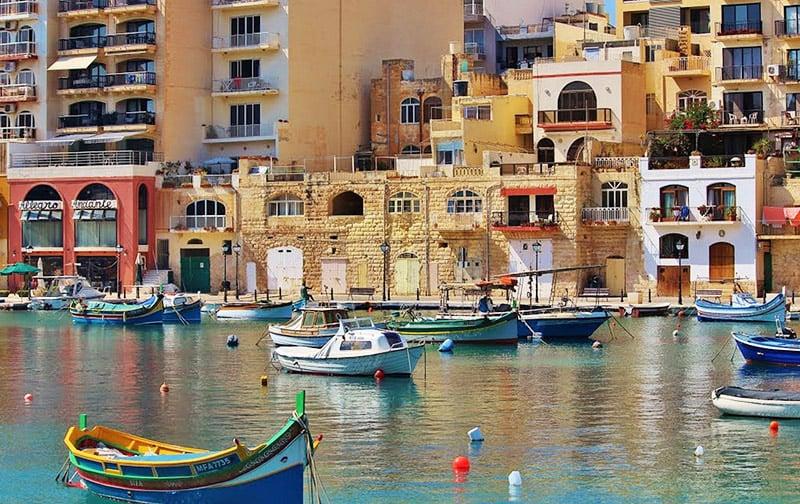 Malta no verão - CC0 (Pixabay)