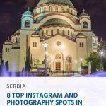Pinterest - 8 principais locais para fotos e Instagram em Belgrado