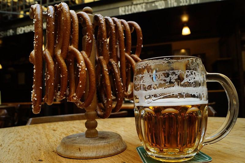 Cerveja na República Tcheca - CC0 (Pixabay)