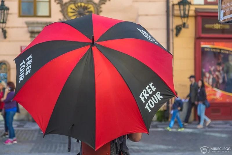 Passeios gratuitos em Praga