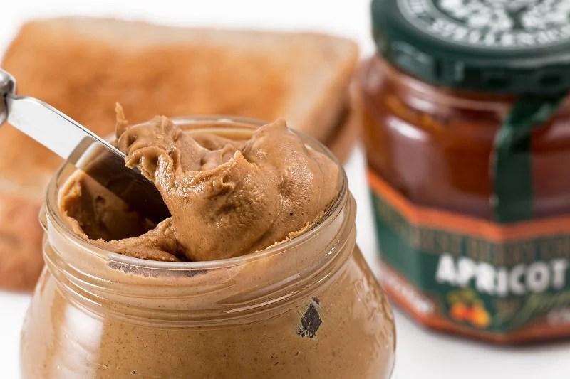 Manteiga de amendoim vegana - CC0 (Pixabay)