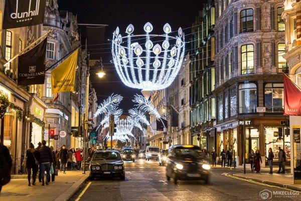 christmas lights london 2019 # 48