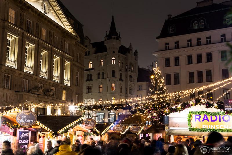 Mercado Am Hof Advent - Viena