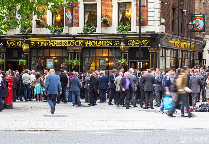 Pubs na Inglaterra