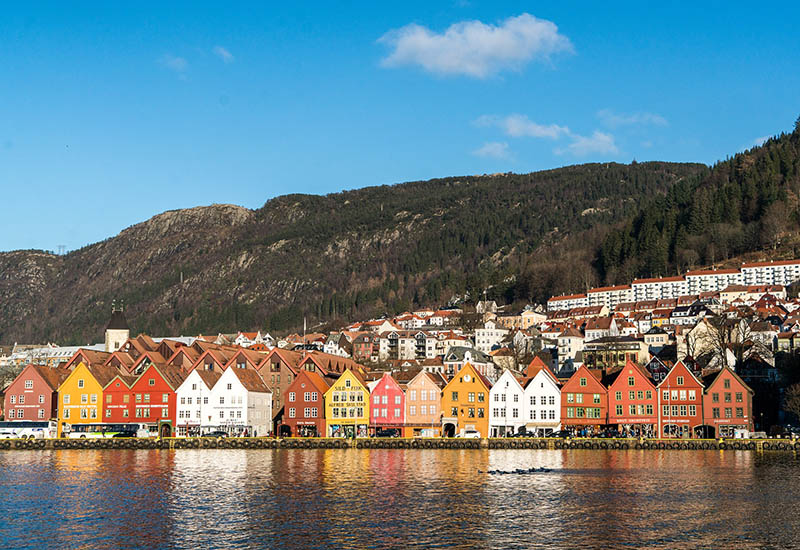 Bergen, Noruega - CC0
