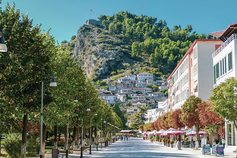 Berat, Albânia