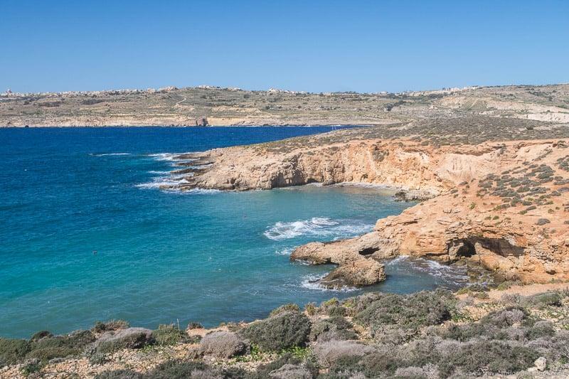 Costa de Comino, Malta