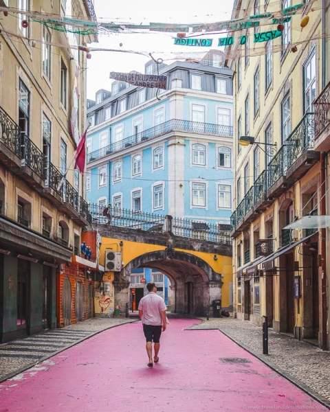 Rua Rosa, Lisboa