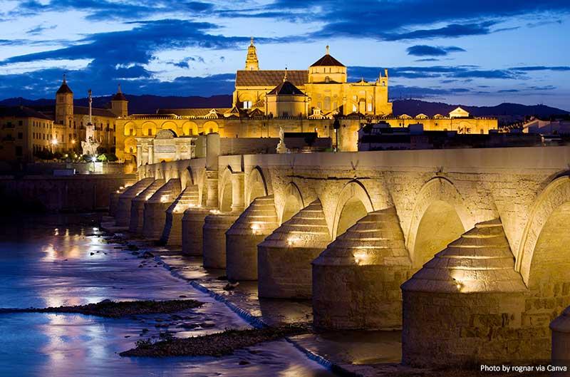 Córdoba à noite