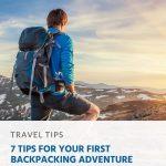 7 dicas para sua primeira aventura de mochila