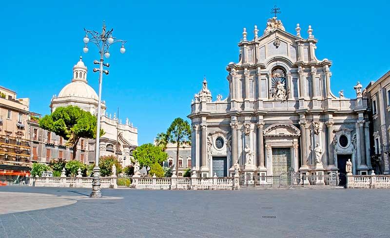 Catedral de Santa Ágata de Catânia, Sicília