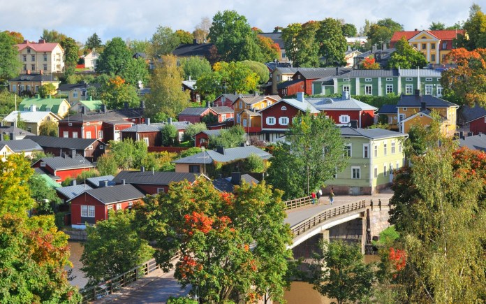 Best Countries for Solo Travelers - Finland