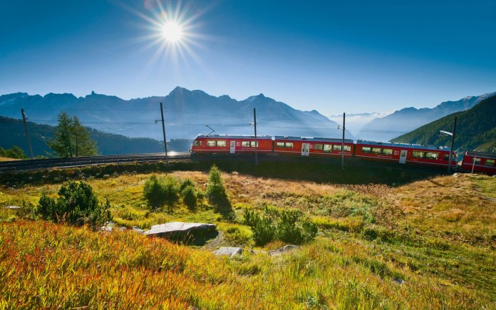 Best Countries for Solo Travelers - Switzerland