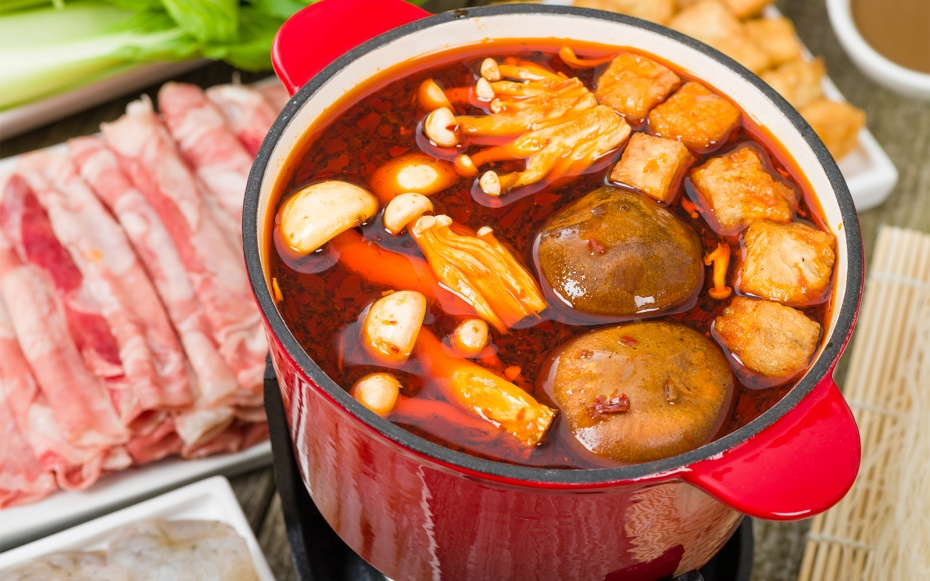 Food Worth Traveling For: Sichuan Hot Pot in China