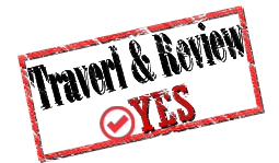 Travel and Review Logo