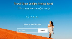 TravelCloser.com Travel Group Booking