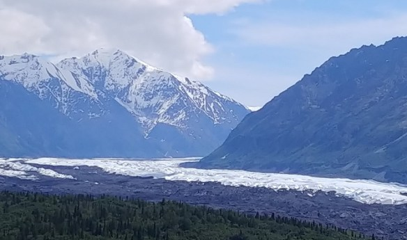 travel writing len rutledge, travel and talk, anchorage photo, alaska photo, glacier photo