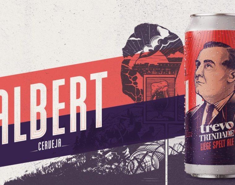 Albert Liège Spelt Ale
