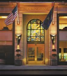 buckingham hotel in new york
