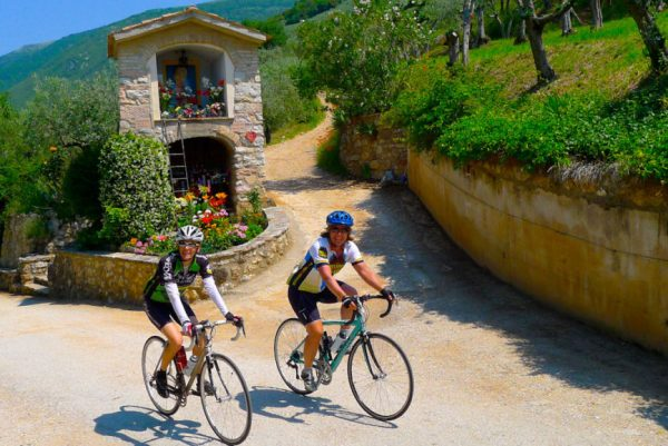 Bike Touring with Ciclismo Classico