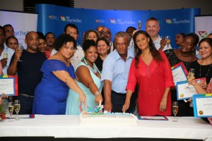 Air Seychelles_Long Service Awards celebration 1