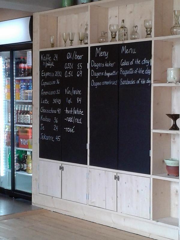 Oslo, ceny jedzenia